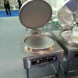 京明华YCD45A-K电饼铛 双温双控自动恒温烙饼机380V