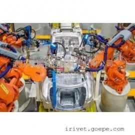 铝合金车身自冲铆接机,埃瑞特铝合金车架自冲铆接机