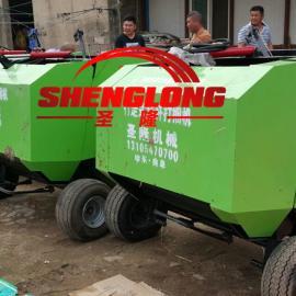 山东玉米杆回收打捆机\打捆机生产厂家