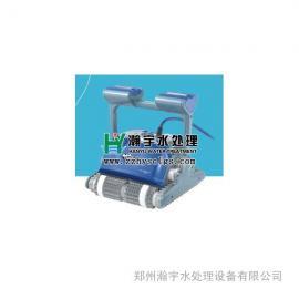 上海泳池水处理设备 - 池塘吸泥/池塘吸污
