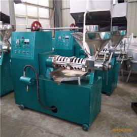 华铭世60型多功能螺旋榨油机 立式商用冷热两用榨油机价格