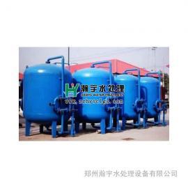 四川泳池水处理设备-过滤系统-多介质过滤器
