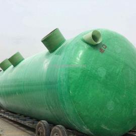 一体化污水处理设备@酒店污水处理设备@河北玻璃钢化粪池厂家