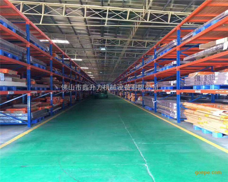 广东省厂家包测量 包安装 大型仓库货架