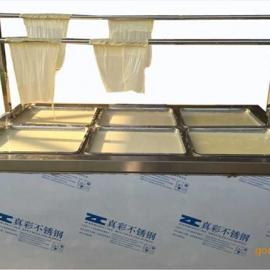 小型豆油皮机器自动豆油皮机器起皮快质量好厂家包技术