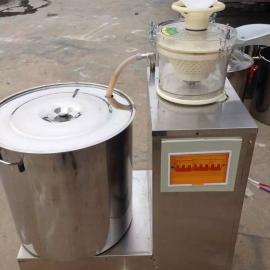 正宗厂家供应豆腐机械全不锈钢制作技术过关全自动一人操作