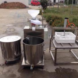 新型油皮机械小型腐竹油皮机购机厂家包技术免费试机