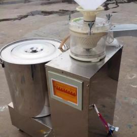 制造花生豆腐机 图片 全自动豆腐机 太原地区 小型豆腐机