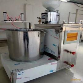 洪峰过境广西柳州 多功能豆腐机成型快 只能豆腐机