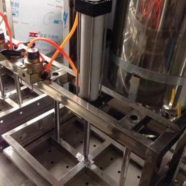 销售全自动化豆腐生产线 宝鸡地区 多功能豆腐机 花生豆腐机