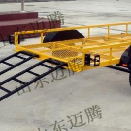 载货车运输,重型平板车,6TMT动力平板拖车,MT牵引拖车