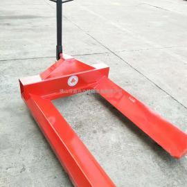 厂家定制 纸厂专用 纸筒搬运车 运输车