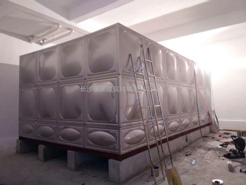 长沙不锈钢饮用水水箱