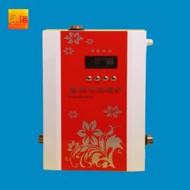太阳能超导暖气片配套电供暖锅炉