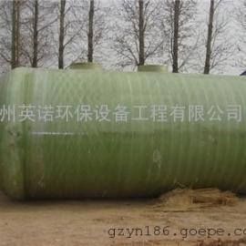 广州新型材料环保型机械缠绕玻璃钢化粪池