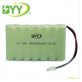 供应镍氢AAA电池组足800mah 航模 电动工具 玩具7号充电电池组
