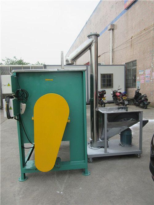 化工粉末卧式油加热搅拌机 佛---山石膏粉卧式加热搅拌机厂家