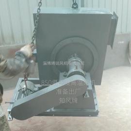 850度工业炉高温风机