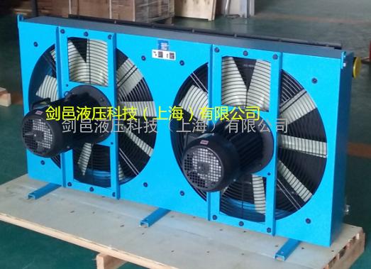 剑邑ELB-12大型液压圆锥破碎机稀油站风冷却器冷却系统