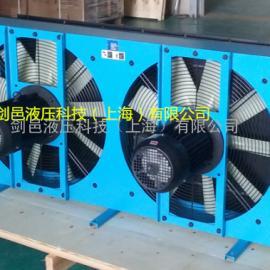 剑邑ELB-12淬火油冷却器、剑邑ELB-12淬火油风冷式冷却器
