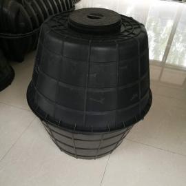 1米双翁化粪池 1米双瓮式化粪池