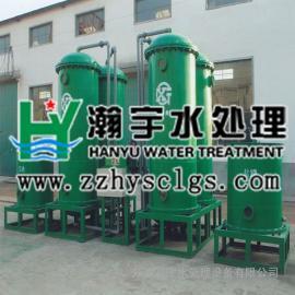 云南纯水处理设备- 离子交换器