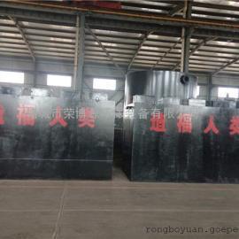 油田污水处理设备产地 山东荣博源 售后保养完善 低价***