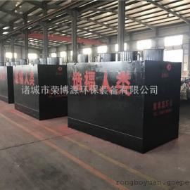 荣博源厂家供应大酒店污水处理设备 超厚防腐涂层 价格低