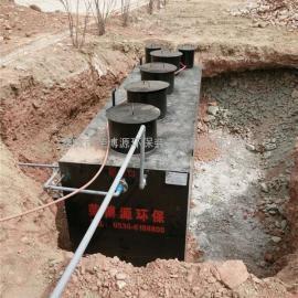 小型小区生活污水处理设备多少钱 省地 新工艺 RBA