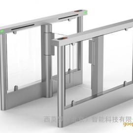 北京西莫罗cpw-52ghs不锈钢智能摆闸