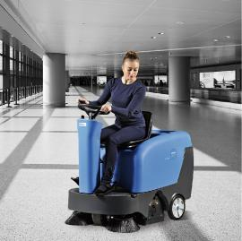 容恩驾驶式多功能扫地车,容恩扫地车R-QQS