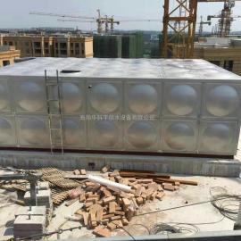 北京市屋顶白口铁消防水箱