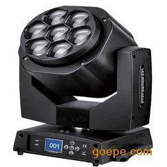 供应明士7颗LED摇头蜂眼灯