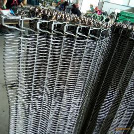 供应螺旋网带输送带 螺旋冷却塔网带 不锈钢304食品网带