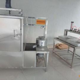 豆腐机器全自动多功能豆腐机价格花生豆腐机厂家购机免费培训技术