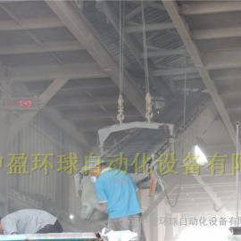甘肃HQ-210袋装水泥装车机计数器 智能自动点包机