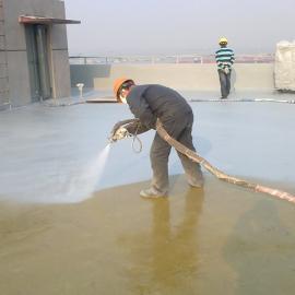 别墅屋顶聚脲防水涂料