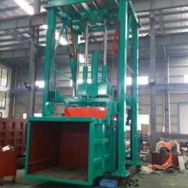 六盘水垂直式垃圾压缩设备厂家供应,智通环保