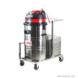 珠海干式电瓶工业吸尘器价格|纺织厂专用吸尘器型号