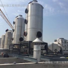 惠州废气处理之工业粉尘治理工程湿式脱硫除尘器惠州环保公司