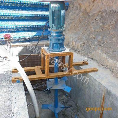 立式泥浆搅拌器      图片