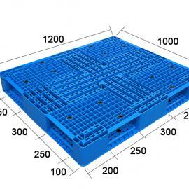 双面网格1210塑料托盘详细介绍