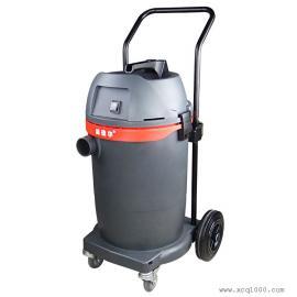手拉式工业大功率吸尘器耐酸碱强力吸粉尘工业集�m�C