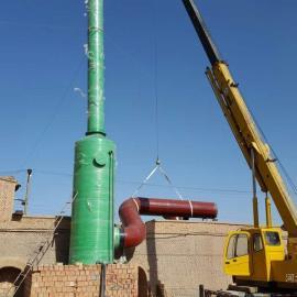 山西脱硫塔/锅炉净化设备/玻璃钢脱硫塔