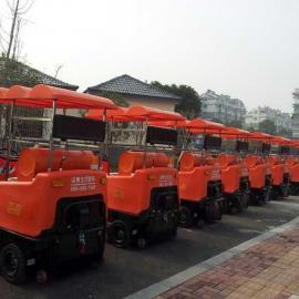菏泽广场小区商场工厂车间道路路面洒水电动驾驶式扫地车扫地机