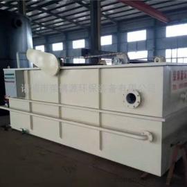 热销平流式溶气气浮机 山东养殖污水气浮机 RBF 简易型