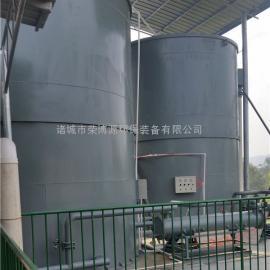 生产销售竖流式溶气气浮机 价格低廉 效率高 荣博源环保
