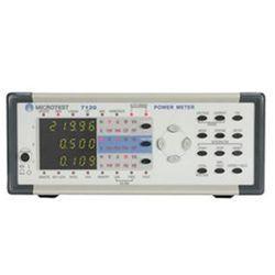 单相功率电表7120