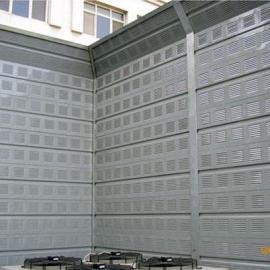 凯耀2017新价格小区学校声屏障隔音板墙坚固耐用美观