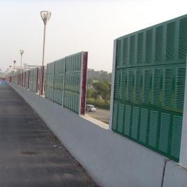 实体厂家生产声屏障隔音板 高架桥小区居民学校隔音墙